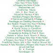 Christmas vertical card with tree in different languages — Stockvector #7940916