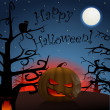 Royalty-Free Stock Vektorgrafik: Happy Halloween