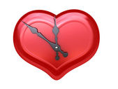 Love time — Stock Photo