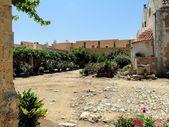 Arkai Monastery, Kreta — Stock Photo
