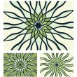 Three Vector Backgrounds. - Image vectorielle