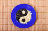 Yin and yang — Stockfoto