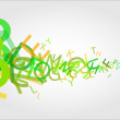 ストックベクタ: Abstract vector background