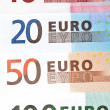 Euro banknotes - Stockfoto