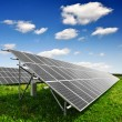 Solar energy panels — Stock Photo #7865301