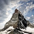 Matterhorn - Swiss alps — Stock Photo #7865591