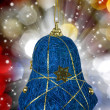 Christmas decoration — Stock Photo #7865662