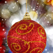 Christmas decoration — Stock Photo #7865799