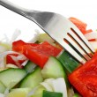 Vegetable salad — Stock Photo #7865838