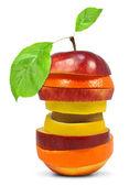 Mix de frutas — Foto Stock