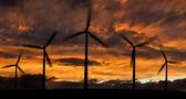 Turbina wiatrowa — Zdjęcie stockowe