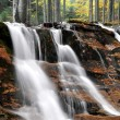 Beatiful  waterfall — Stock Photo