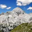 Beautiful views of Mount Triglav — Stock Photo #7947056