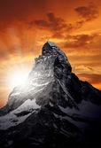 Matterhorn — Stock Photo
