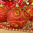 Christmas decoration — Stock Photo #7958987