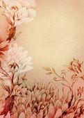 Kır çiçeği bahçe — Stok fotoğraf