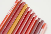Red pencil — Stock Photo