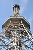 Petrin tower — Zdjęcie stockowe
