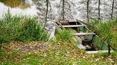 古いボート — ストック写真