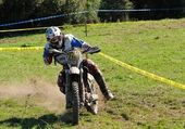Enduro cross championship — Stock Photo
