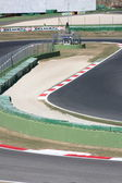 Motorbike track — Stock Photo
