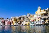 Procida, Naples - Italy — Stock Photo