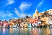 Procida, Naples - Italy — Stock Photo