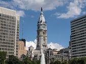 Ratusz w Filadelfii — Zdjęcie stockowe