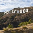 Hollywood Sign Afternoon — Stock Photo #7926470