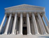 Supreme Court USA — Stock Photo