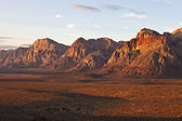 Red Rock Dawn — Stock Photo