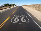 Route 66 Hill — Stock Photo