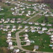 Newly Built Eastern US SuburbiAerial — Stock Photo #7932581