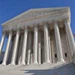 Supreme Court Building Washington DC — Stock Photo #7933106