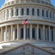 US Capitol Dome — Stock Photo #7933356