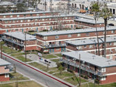 Public Housing Project — Stock Photo