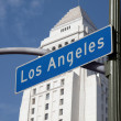 Stock Photo: Los Angeles Sign