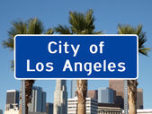 Los Angeles Sign — Foto de Stock