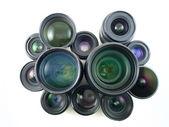 Many Lenses — Stock Photo