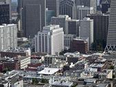 Downtown San Francisco — 图库照片