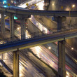 Stock Photo: Wet Pittsburgh Freeway