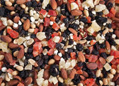 Tropical Trail Mix — Stock Photo
