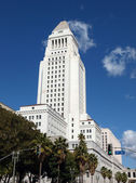 Los Angeles City Hall — Stock Photo