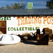 Stock Photo: Old Trading Post