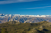 The Eastern Sierras — Stock Photo