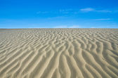 Death Valley Sand Dune — Stock Photo