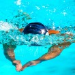 Butterfly Stroke — Stock Photo #7930876