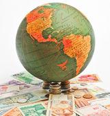World Globe — Stock Photo
