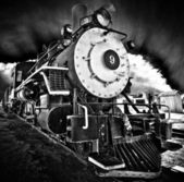 Locomotive 9 — Stock Photo