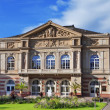 Theater building. Baden-Baden. Germany. Built in 1860-1862 years — Stock Photo #7920311